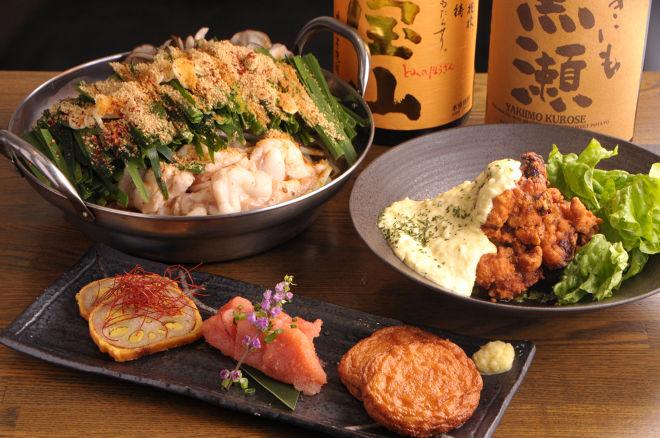 和牛もつ鍋・九州料理 椿
