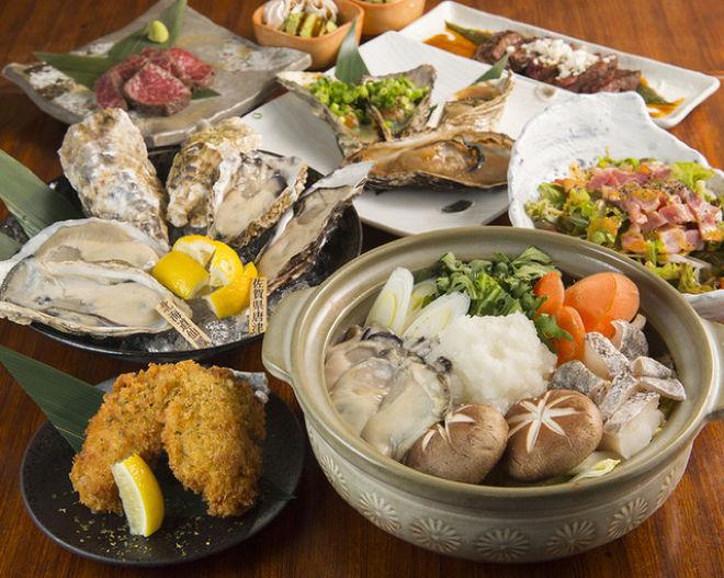 牡蠣と日本酒 四喜 池袋西口駅前店