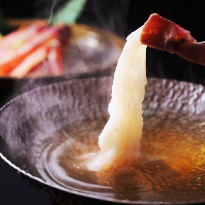 かに会席と日本料理 美山 神楽坂