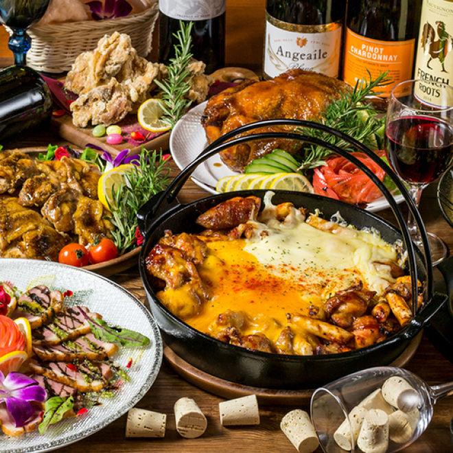 肉バル&チーズタッカルビ バードスタンド 恵比寿店