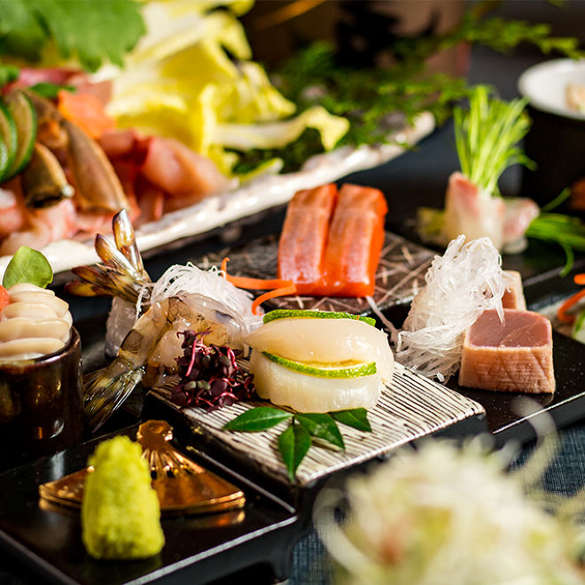 鮮魚と個室居酒屋 吉ノ兆 浜松町店