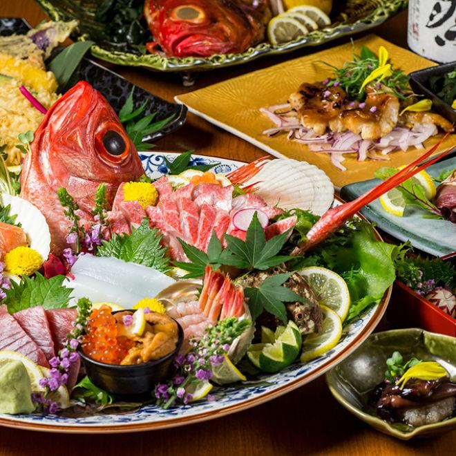 産直鮮魚の個室居酒屋 成蔵 難波店