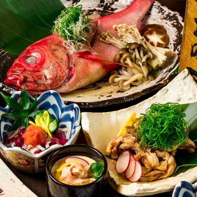 産直鮮魚と個室居酒屋 入瀬 横浜エキニア店