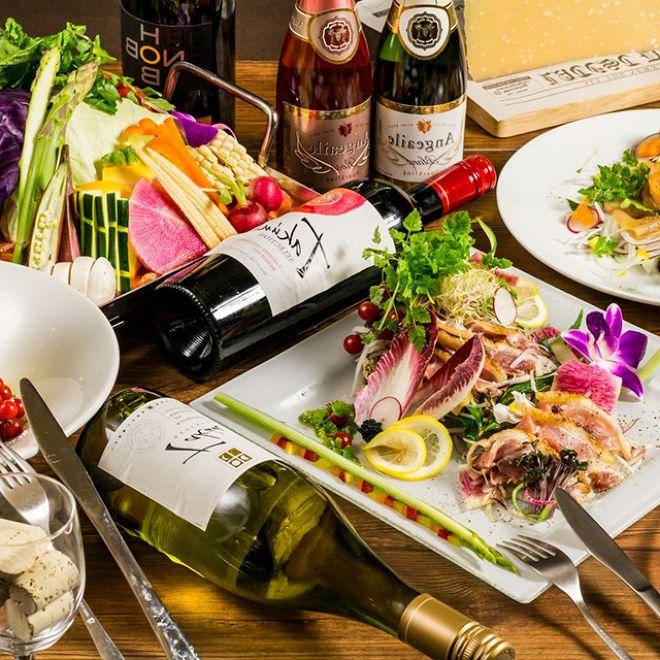 個室とワイン UROKO 横浜駅前店_8