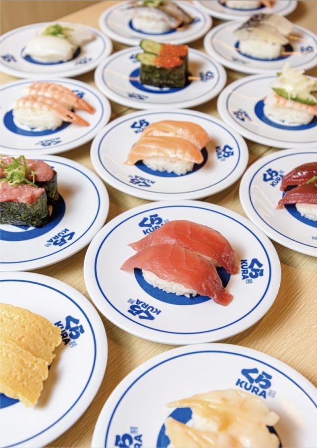 くら寿司フレスポ東日暮里店