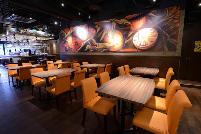 シーフードレストラン&バー SK7仙台東口店_5