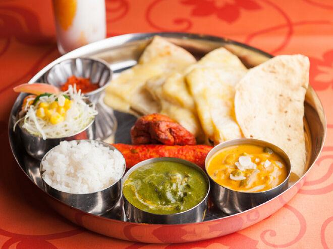 インド料理シャクティ 香芝店