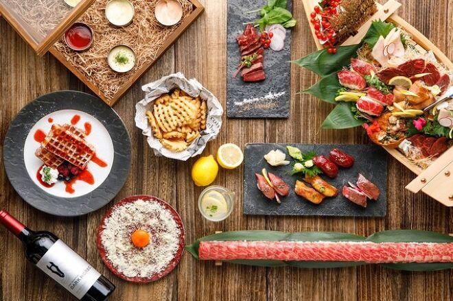 馬肉と酒生肉専家TATE-GAMI四日市店