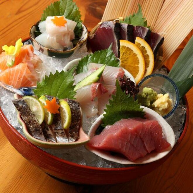 海鮮 日本酒 ほっこり 霞ヶ関店