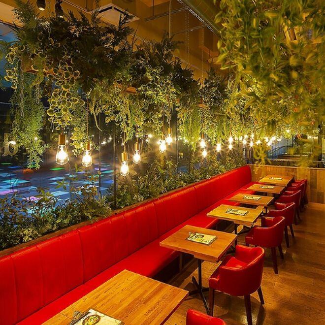 Botanical Garden SARU CAFE_1