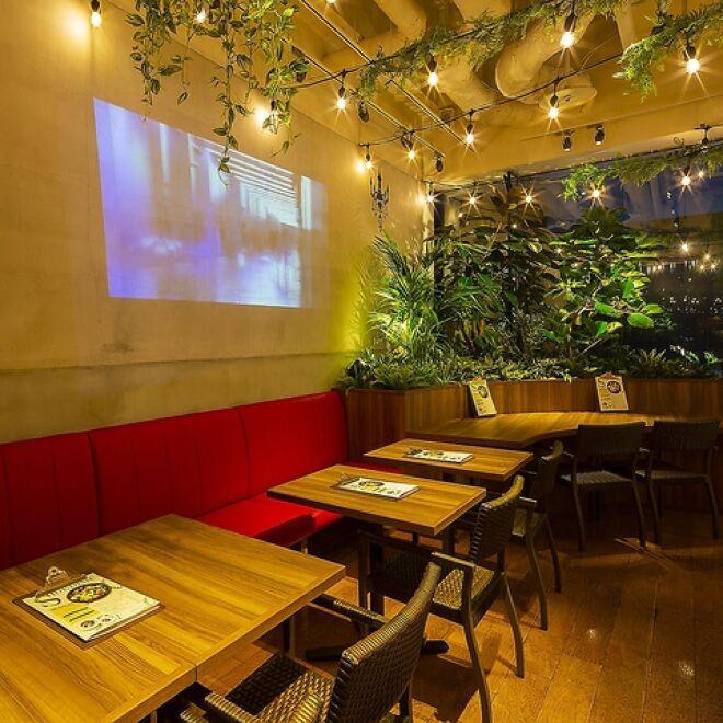 Botanical Garden SARU CAFE_5