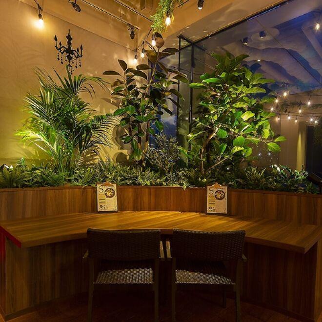Botanical Garden SARU CAFE_10