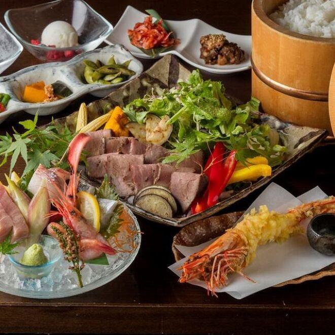 【休業中】鮮魚 天ぷら 土鍋飯 日本酒 ほっこり 有楽町店_12