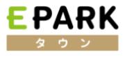 EPARKタウン ロゴ